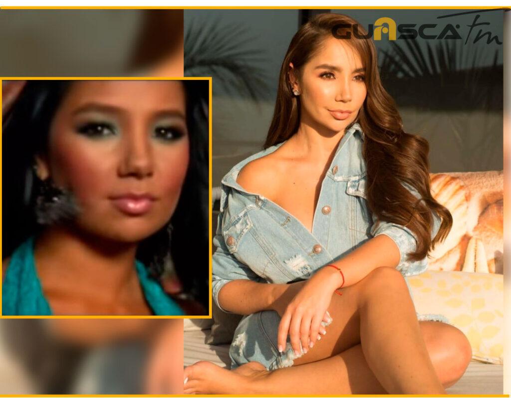 Paola jara antes y depués