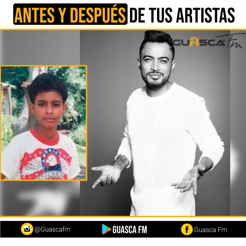 Antes y después de Jhon Alex Castaño