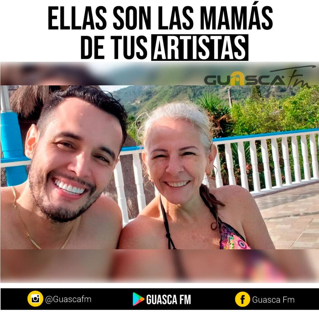Mamá Alexis Escobar