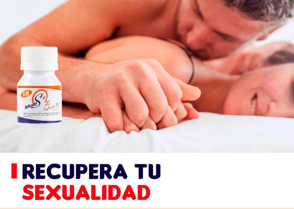 Potencializador sexual